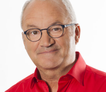 Michel Barrette sans masque